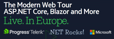 The Modern Web Tour, Zurich, Switzerland