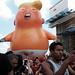 Protest Trump's visit