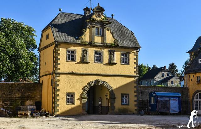 Lost Places: Barockschloss