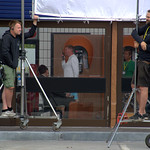 Filming of IP Man 4 at Preston Bus Station - 19