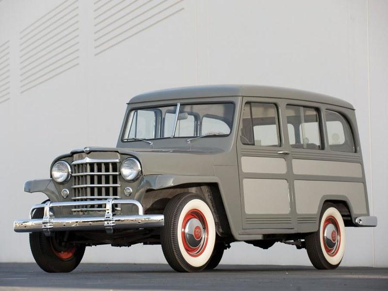 1950 Willys Jeep Station Wagon 001
