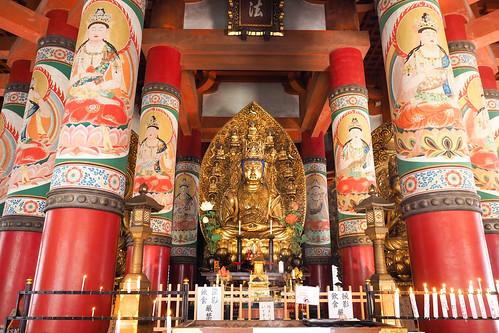 Konpon Daitô ..Koyasan Unesco. Japan