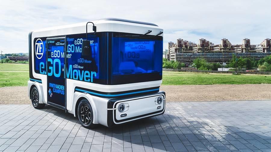 Добавувач на авто делови ќе произведува електричен минибус