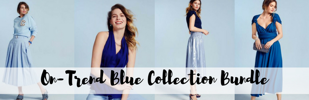 On Trend Blue