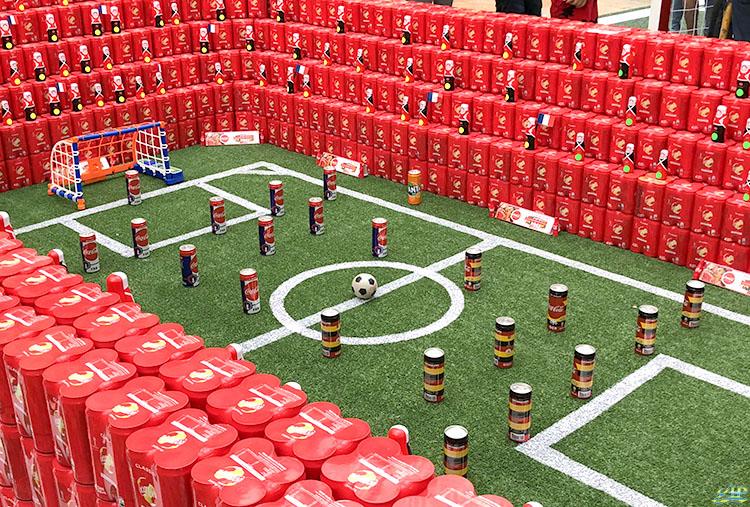 Piala dunia Coca cola 2018