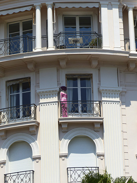 la dame du Miramar