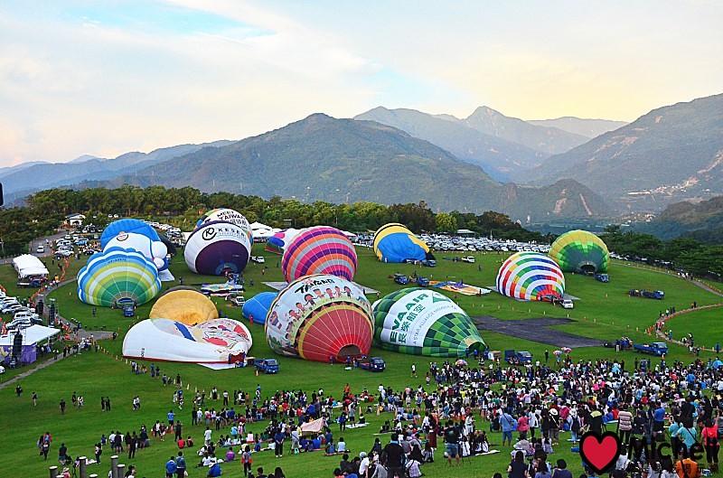 2018台東熱氣球嘉年華