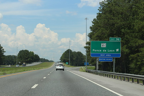 Florida I10wb Exit 96 rest area 30050