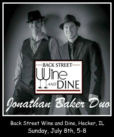 Jonathan Baker Duo 7-8-18