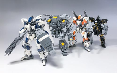 LEGO Robot Mk15 series-03