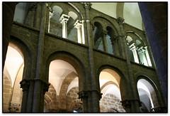 Arcs, Catedral de Santiago de Compostela (A Coruña, Galicia, España)