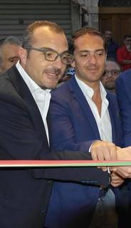Gravinese e il segretario provinciale Ubaldo Pagano