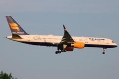 TF-ISJ | Boeing 757-256/W | Icelandair Keillir
