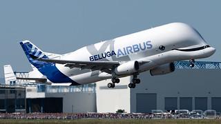 Airbus Transport Int A330-743L BelugaXL msn 1824