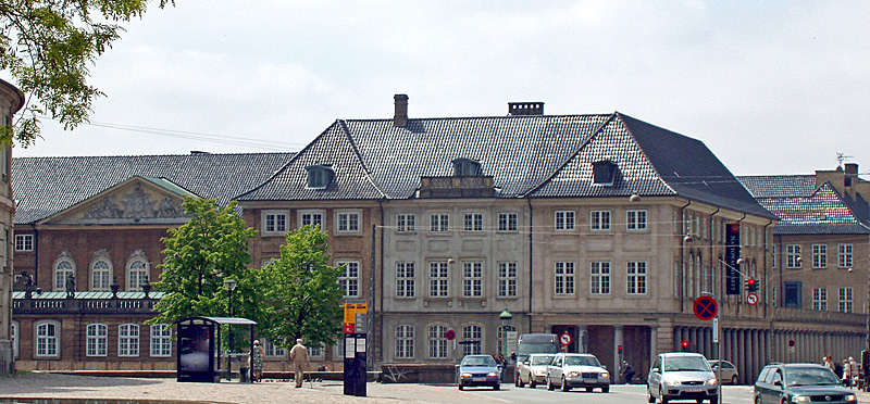 National Museum of Denmark, Copenhagen. Photo taken on June 8, 2006.