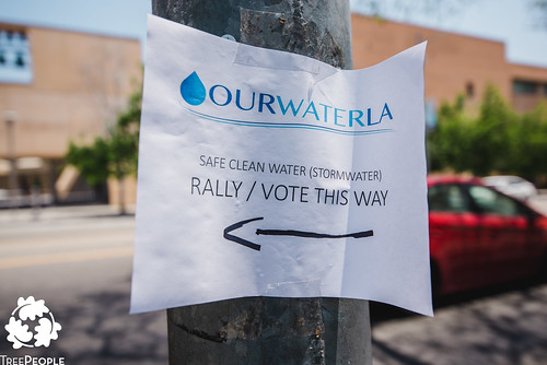 Our Water Rally