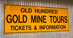 Old Hundred Gold Mine Tour (7-21-18)