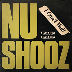 NU SHOOZ:I CAN'T WAIT(JACKET A)