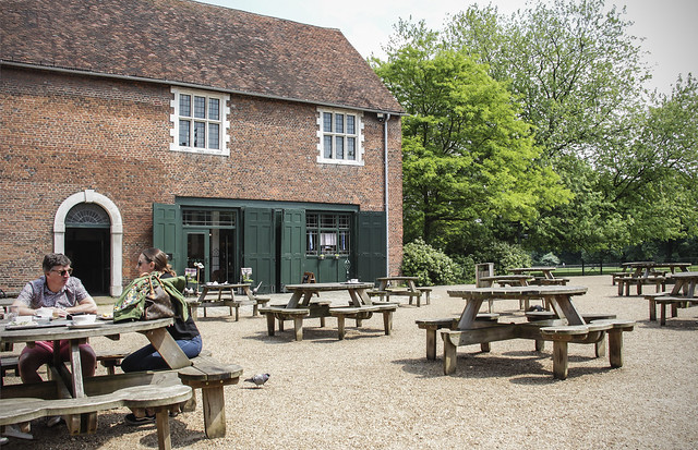 Osterley House Cafe