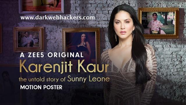 KARENJIT KAUR - THE UNTOLD STORY OF SUNNY LEONE-www.darkwebhackers.com