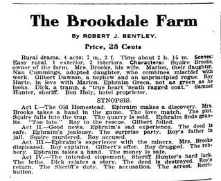 2018-4-20. brookdale farm synopsis