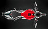 Ducati 1200 Monster 25° Anniversario 2019 - 18