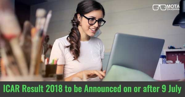 icar aieea result 2018 to be announced soon