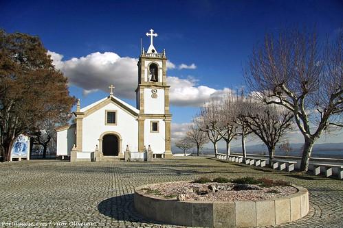 Santuário de Nossa Senhora da Esperança - Vila Nova da Rainha - Portugal 🇵🇹