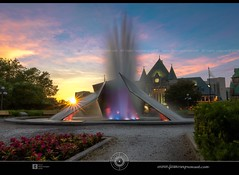 Gare du palais sunset DRI