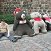 Berlin : marchand d'ours en peluche