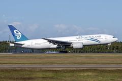 ZK-OKG B772ER AIR NEW ZEALAND YBBN