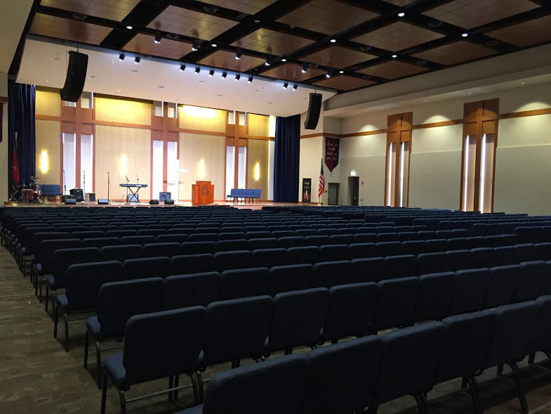 The Salvation Army Freedom Center - Event Rental Spaces