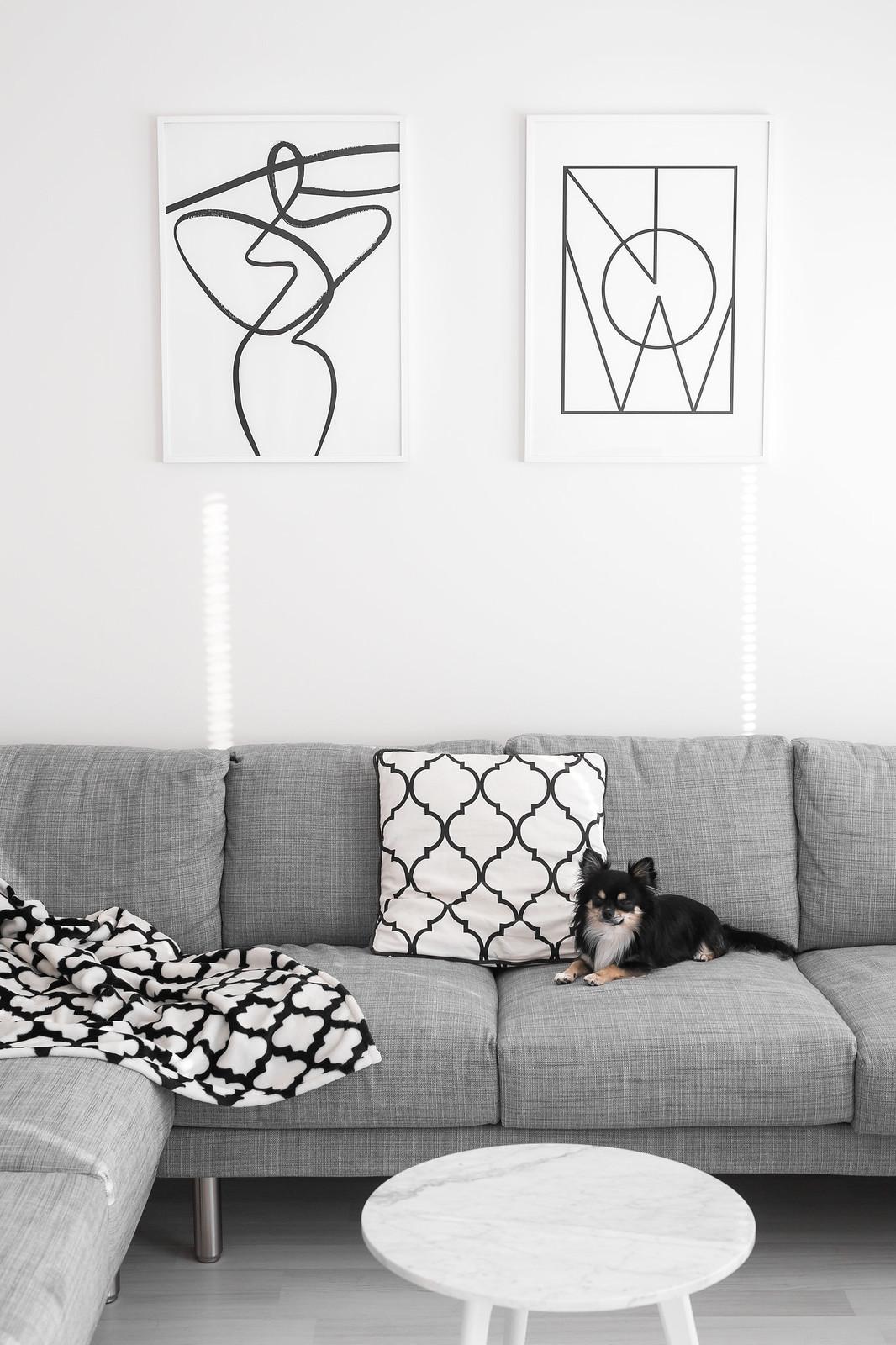 ikea sohva