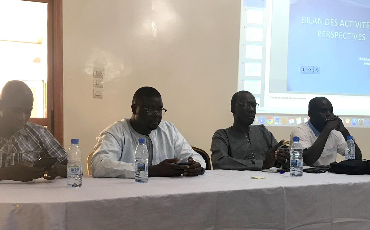 Assemblée Générale APPEL, Association des éditeurs et Professionnels de la Presse en Ligne au Sénégal, Par laviesenegalaise (7)