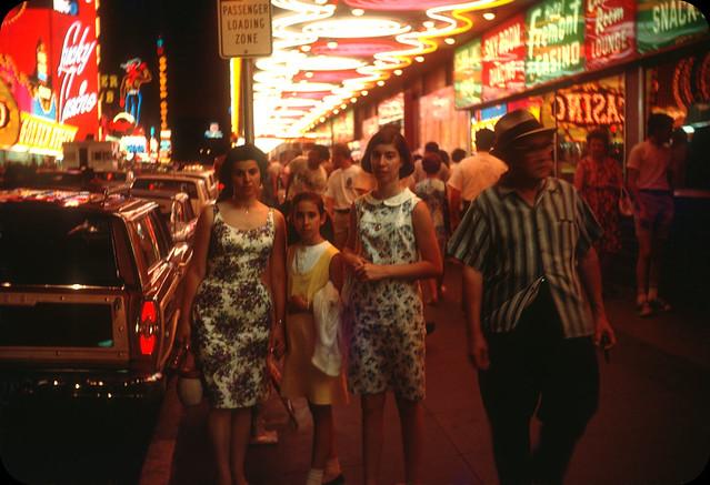 Las Vegas at Night — 1967