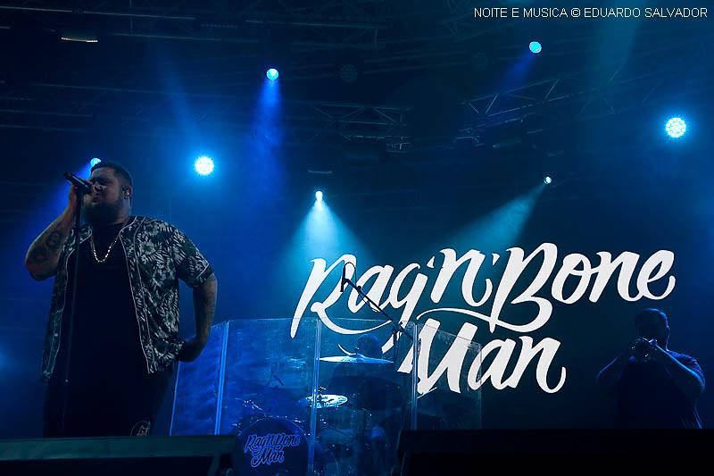 Rag'n'Bone Man - NOS Alive 2018