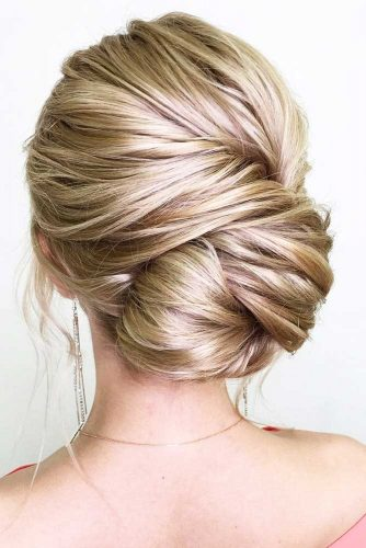 TRENDY WEDDING UPDOS For Super Bride -Long Hairstyles 8