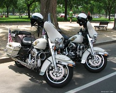 Franklin County TN Sheriff - Harley-Davidson Motorcycles (3)