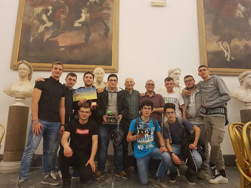 itis gatta-cicerone sala c. romecup 2018