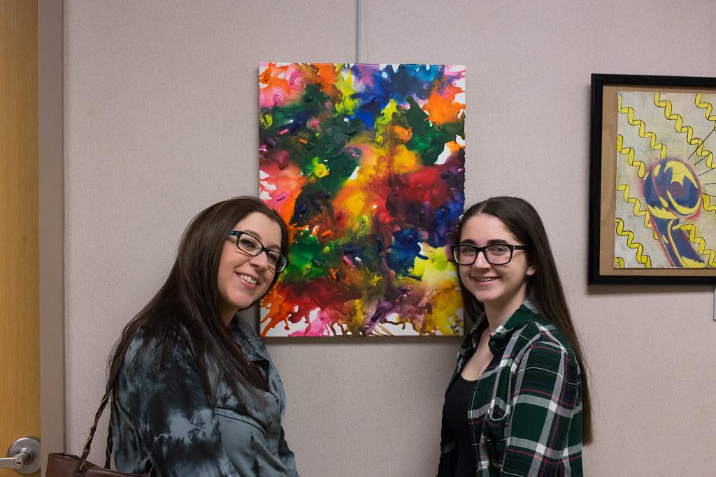 Creative Arts Therapy Exhibit