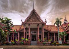 Cambodia National Museum in Phnom Penh