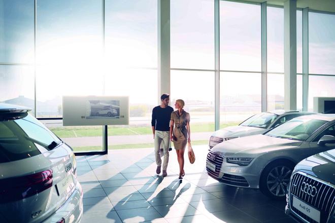 全新原廠優質中古車換購服務 Audi Approved plus 『擁抱Audi 專案』