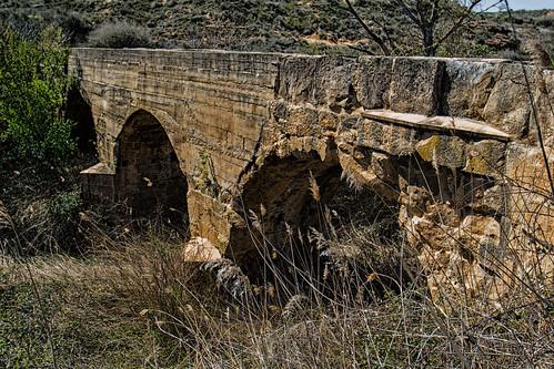Acueducto de Sangarrén
