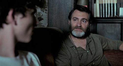 映画『君の名前で僕を呼んで』エリオの父親、パールマン教授役のマイケル・スタールバーグ  ©Frenesy, La Cinefacture