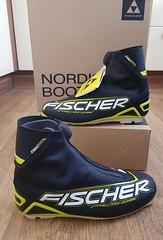 Fischer RCS Carbonlite Classic vel.44 - titulní fotka
