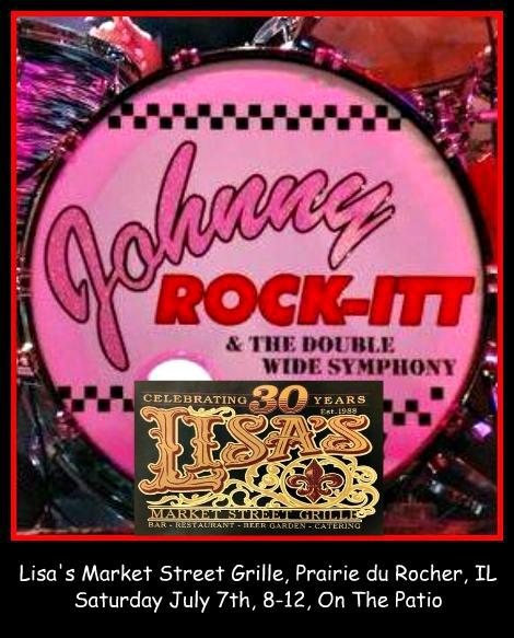 Johnny ROCK-ITT 7-7-18