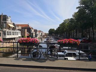 Day 31 - Tiel to Hoek van Holland
