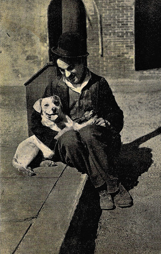Charlie Chaplin in A Dog's Life (1918)