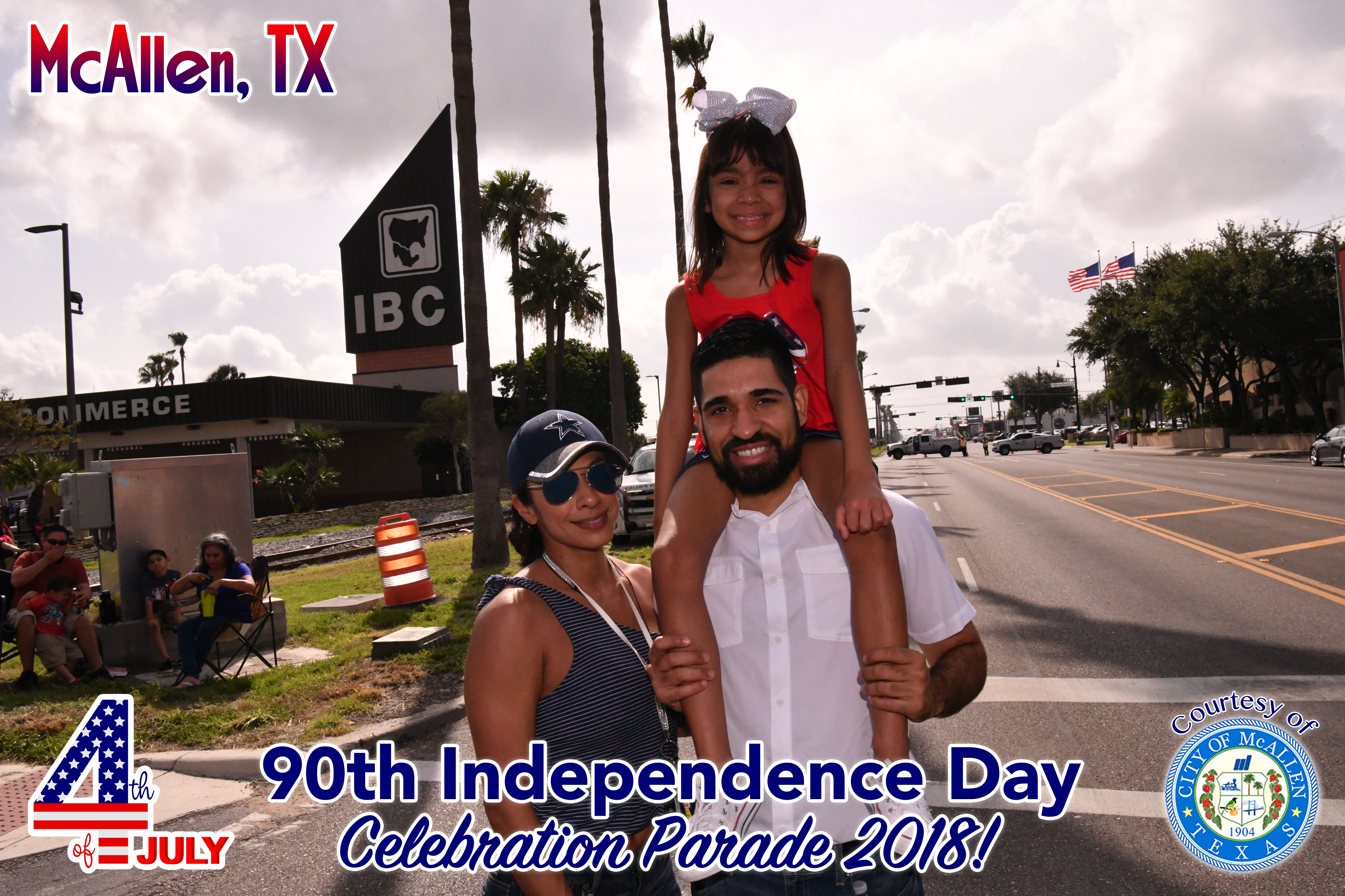 90th McAllen 4th of July Celebration Parade 2018 – Part 4