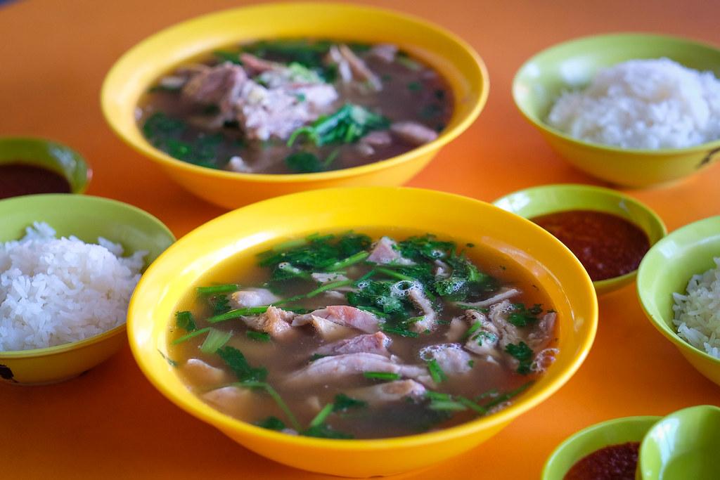 柴川头羊肉汤